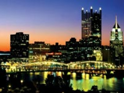 Ten Great Scenic Views of Pittsburgh