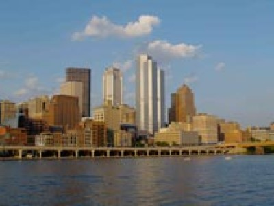 Pittsburgh's Historical Skyline