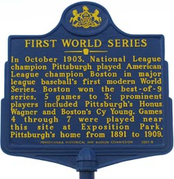 First World Series