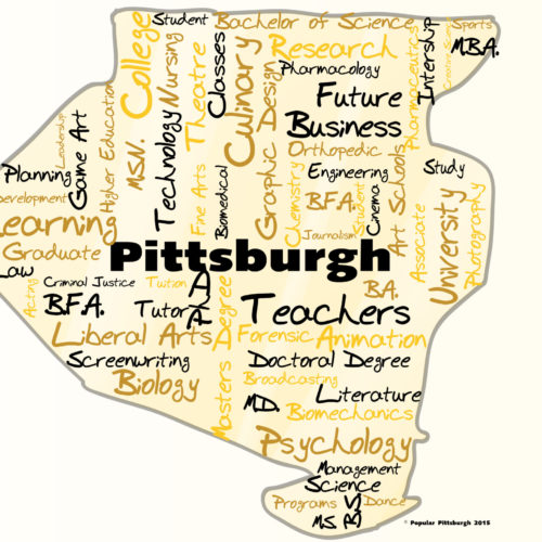 Pittsburgh:  A Haven for Higher Education