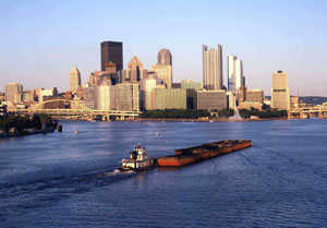 Three Rivers Run Through It - Popular Pittsburgh