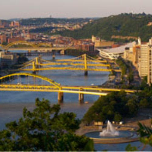 Pittsburgh: Bursting with Bridges