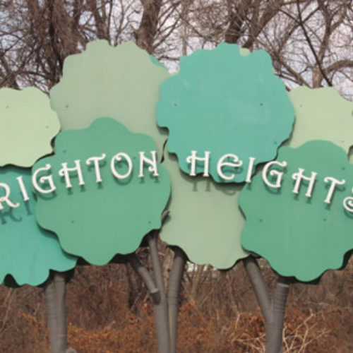 "Brighton Heights & ""Pappy's Flowers"""