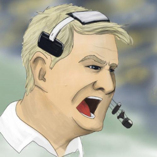 All Hail Emperor Chaz! Coach Chuck Noll Built the Foundation for the Steelers Dynasty