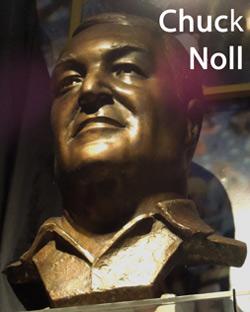 Chuck Noll Statue