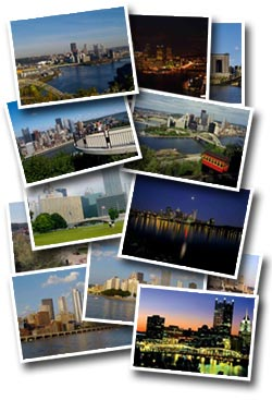 Collage of Pittsburgh Photos