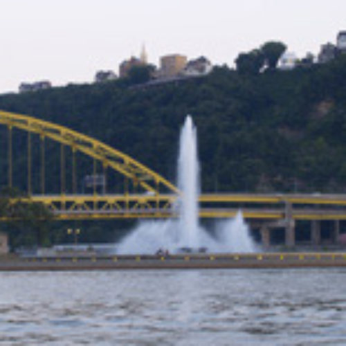 The Walking Tour of Pittsburgh