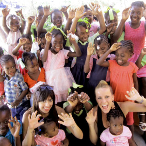Pittsburgh Sisters Working Wonders for the Poor in Haiti