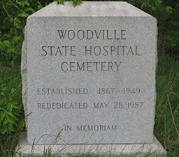 Woodville State Hospital Cemetery - Neighborhood Notes