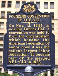 AFL Sign