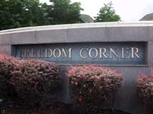Freedom Corner