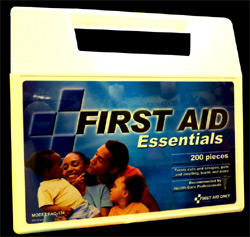 First Aid For Pittsburgh Zombie Apocalypse