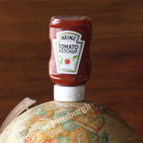 Heinz Ketchup: The Taste Loved 'Round the World