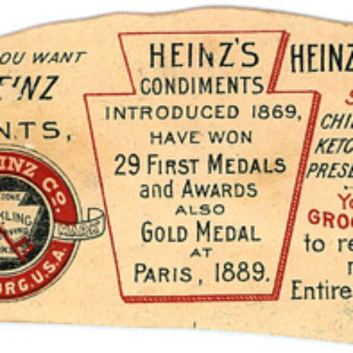 H.J. Heinz Company in Pittsburgh