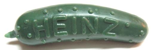 Heinz Pickle Pin