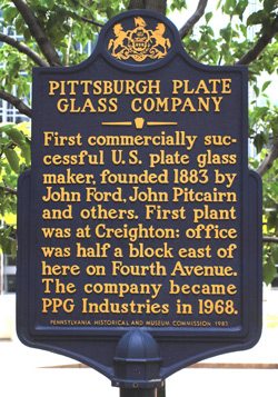 Pittsburgh Glass