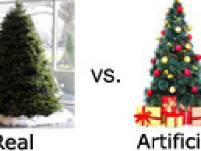 Real vs. Artificial Christmas Tree: Which Do You 						Prefer?