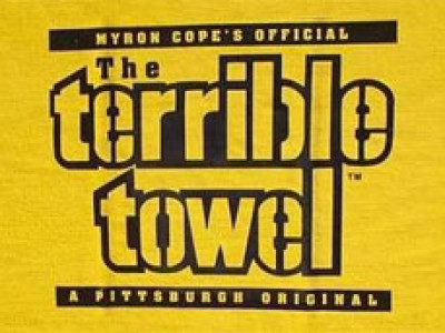 The Terrible Towel is Poised to Strike!