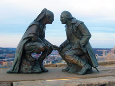 Washington and Guyasuta: When Giants Truly Walked the Earth