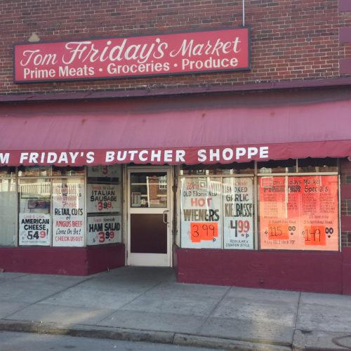 Tom Friday's Market
