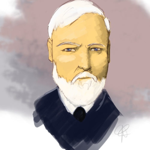 Andrew Carnegie: A Man of Stark Contrasts