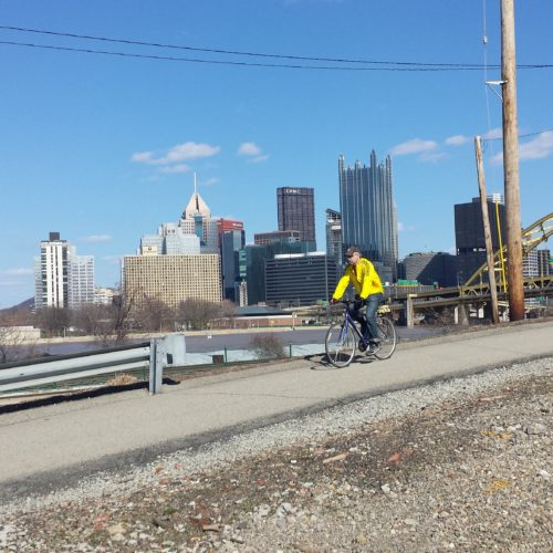 Pittsburgh on Two Wheels