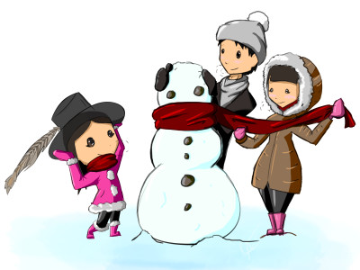 "Ten ""Must Do"" Winter Family Activities"