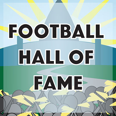 Pittsburgh Steelers Football Hall of Fame