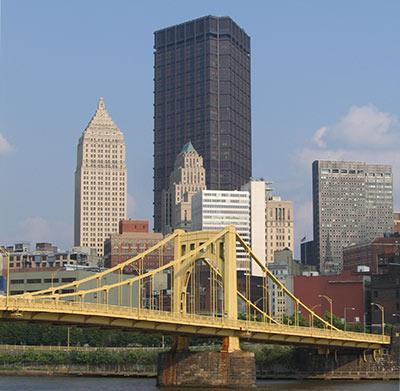 Pittsburgh Gulf Building