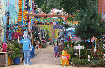Randyland: Pittsburgh's Kooky, Colorful Art Museum