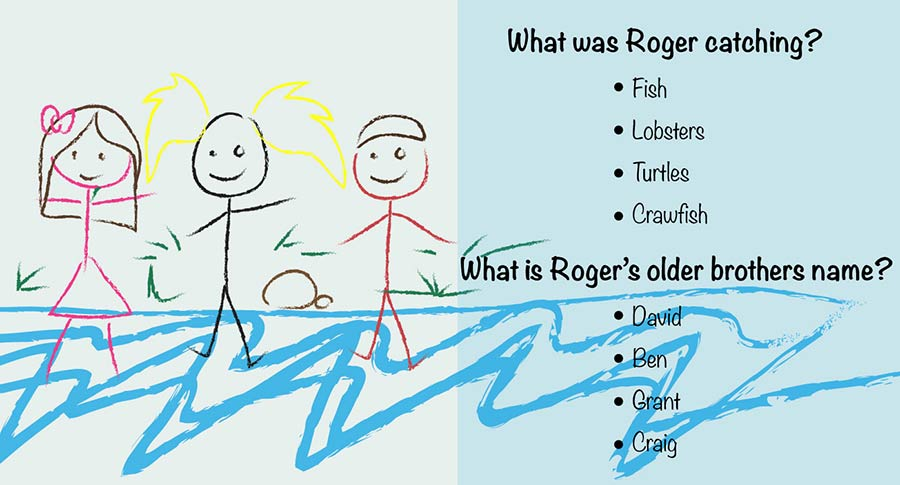 Roger Questions - Burgh Buddies