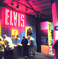 Elvis Rock and Roll Hall of Fame