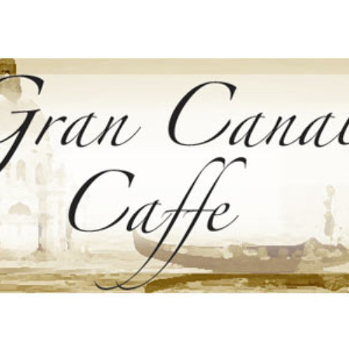 The Gran Canal Caffe