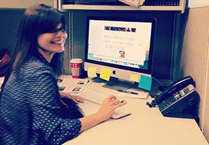 Raquel (de Gante) Issenberg - Junior Editor