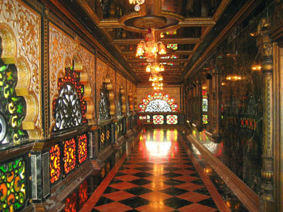 Palace of Gold Interior