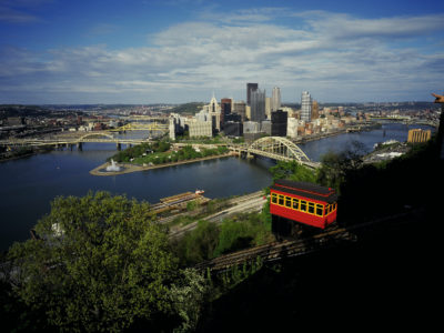 The Duquesne Incline- Pittsburgh's Treasure