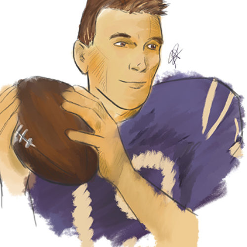 Johnny Unitas: A Legend in Our Own Backyard