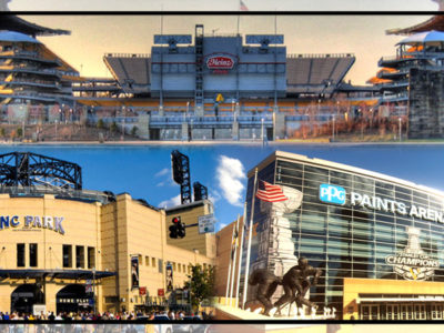 Touring Pittsburgh's Sports Venues