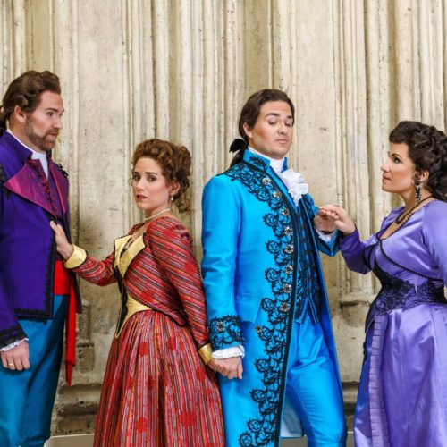 The Marriage of Figaro Opens at the Benedum