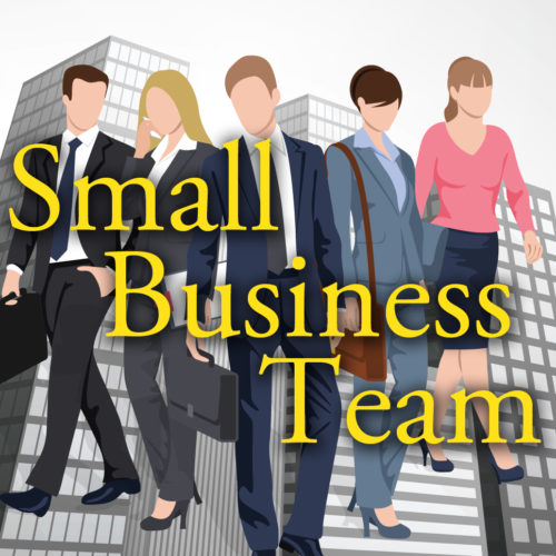 To Succeed in Business, You Need a Team