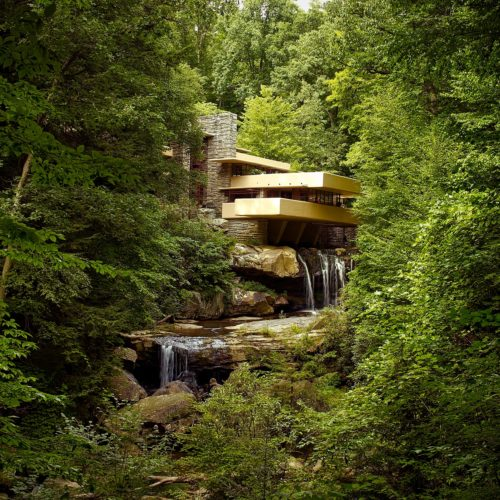 Fallingwater: Natural Living Extraordinaire