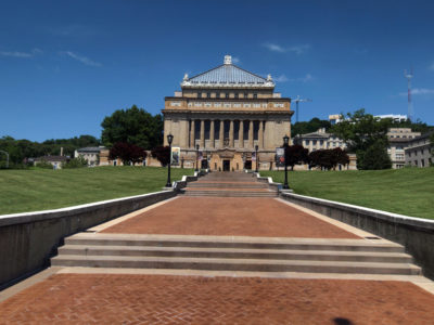 Pittsburgh's Soldiers & Sailors Hall Preserving Military History