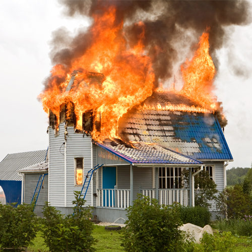 Increase Your Chances of Surviving a House Fire