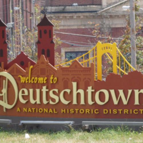 Germans Find Pittsburgh to be Wunderbar!