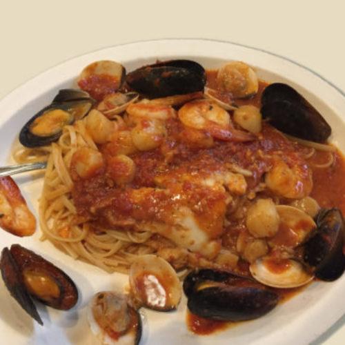 Zuppa Di Mare at DiPietro's