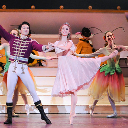 A Night at the Ballet: A Pittsburgh Experience