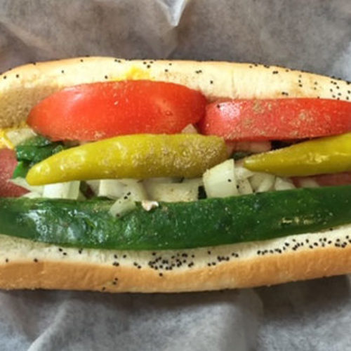 Chicago-Style Hot Dogs in the Heart of Pittsburgh