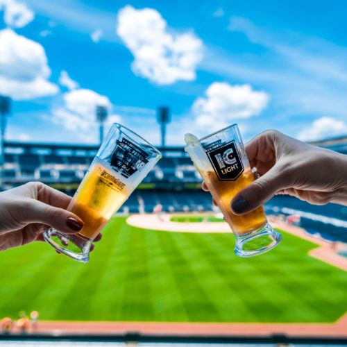 PNC Park All Star Craft Beer and Wine Fest was a Blast!