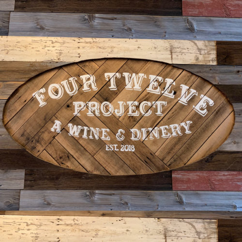 Four Twelve Project: A Wine & Dinery