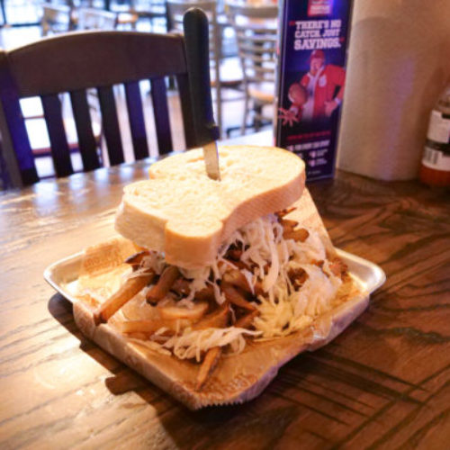 Primanti Brothers- Pittsburgh's Signature Sandwich